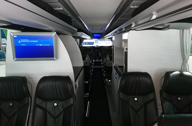 mb vip sprinter rental