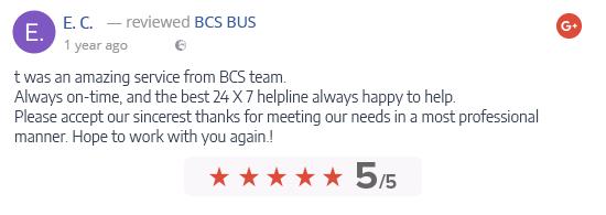 BCS review 4