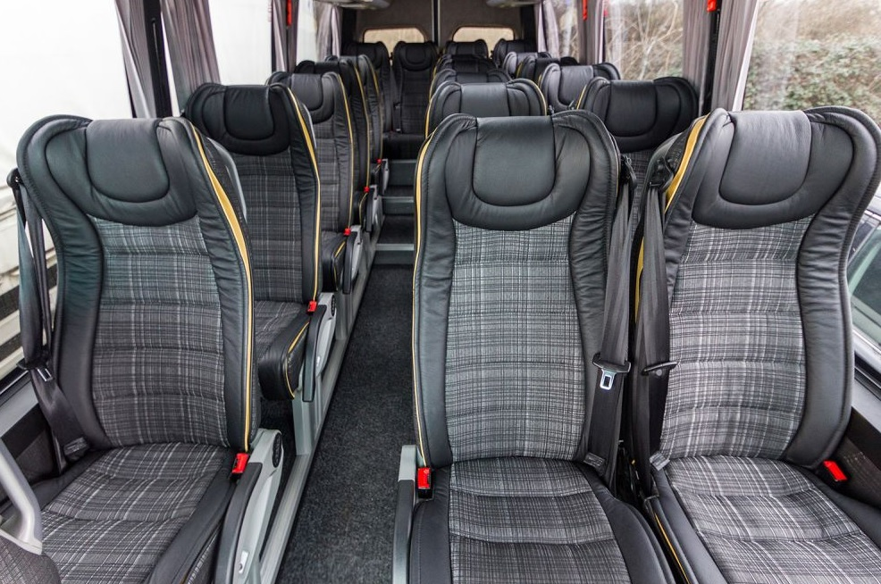 minibus rental - sprinter
